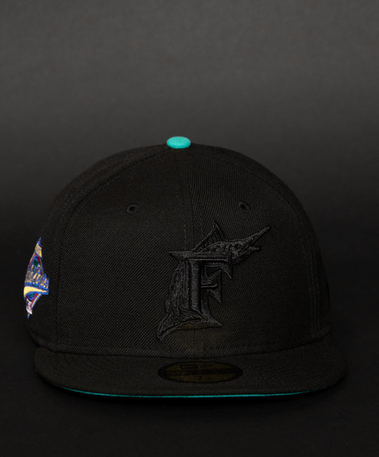 NEW ERA NEW ERA FLORIDA MARLINS WS 1997 PATCH FITTED