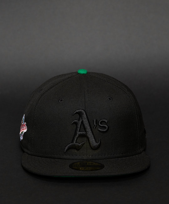 NEW ERA NEW ERA OAKLAND A'S WS 1989 PATCH