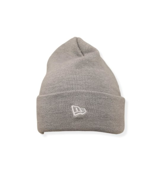 NEW ERA NEW ERA KNIT BEANIE Grey