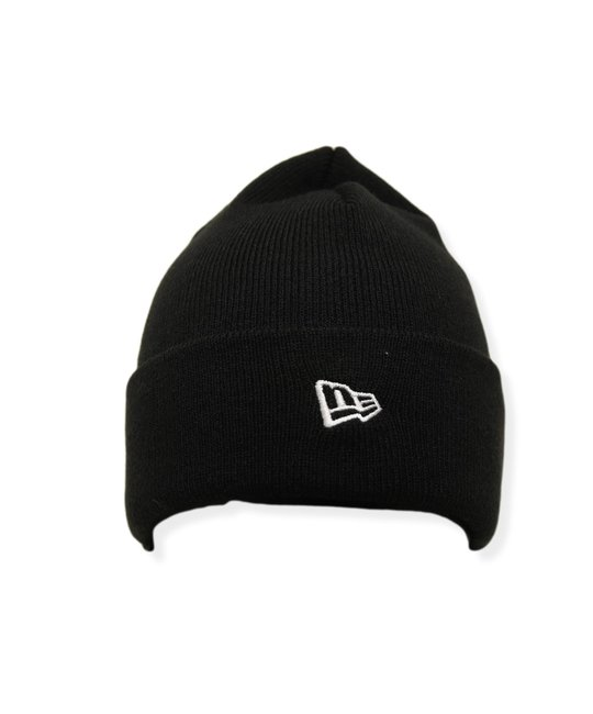 NEW ERA NEW ERA KNIT BEANIE Black
