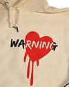 Warning Vibes Hoodie