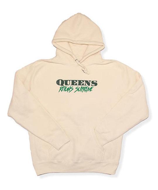 """QNS SRVC Queens Reigns Supreme """"QGTM"""" Hoodie"""