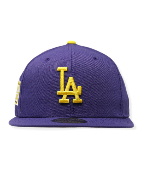 NEW ERA NEW ERA  LOS ANGELES DODGERS 2020 WS PATCH FITTED