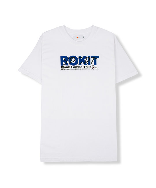 ROKIT ROKIT EXHIBITION TSHRT