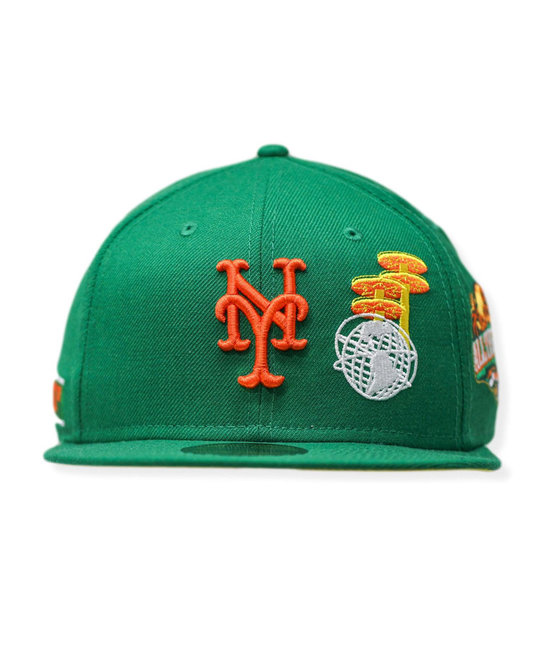 NEW ERA NEW ERA ST. PATTYS QUEENS AVE W/ ATR PATCH  FITTED