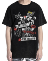 """""""Delinquent"""" Tee"""