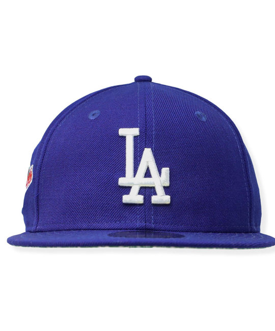 NEW ERA LOS ANGELES DODGERS WS 1988 PTACH FITTED