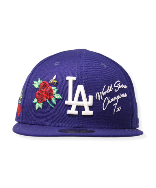 NEW ERA Los Angeles Dodgers Lifestyle Fitted