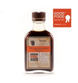 Bourbon Barrel Foods BOU Worcestershire Sauce