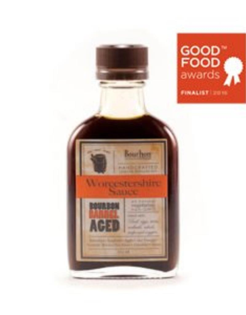 Bourbon Barrel Foods BOU Worcestershire Sauce
