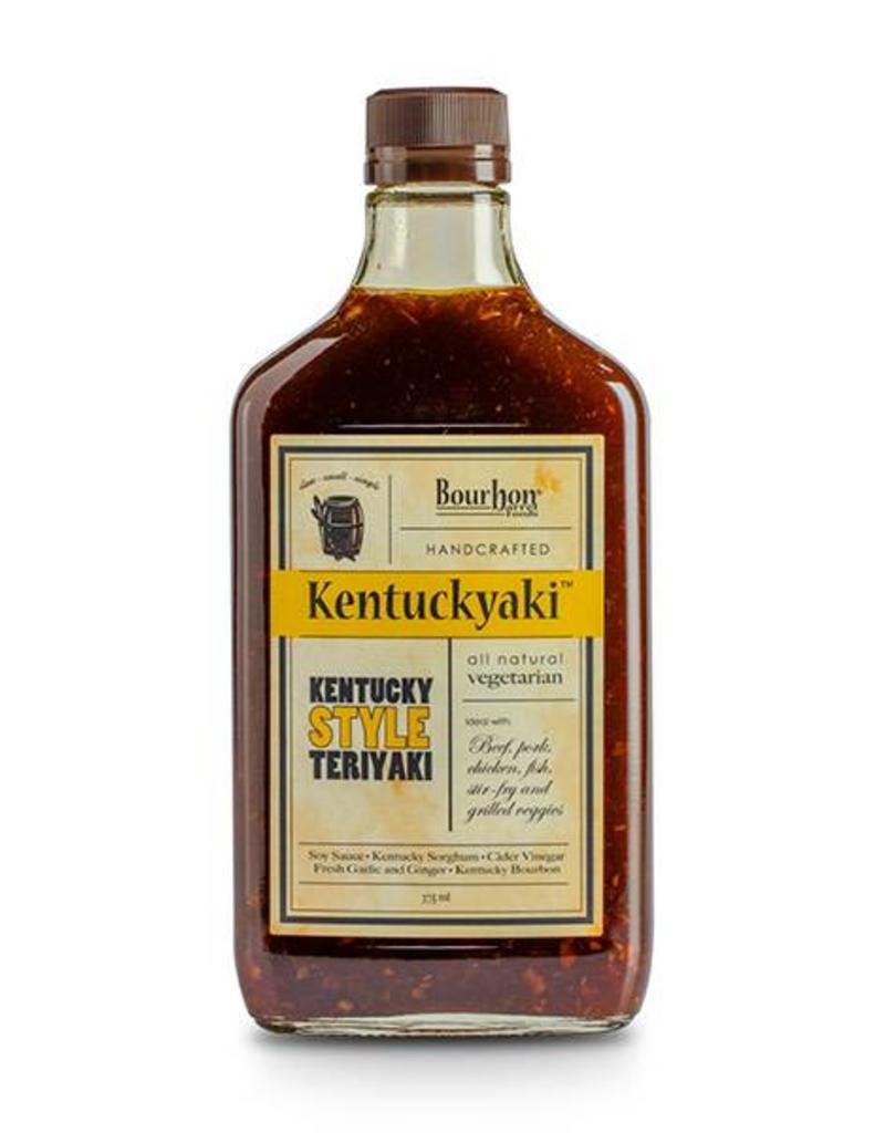 Bourbon Barrel Foods BOU Kentuckyaki Sauce