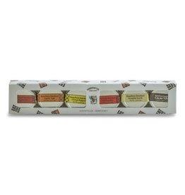 Bourbon Barrel Foods BOU GP Mini Tins Sugar/Spices