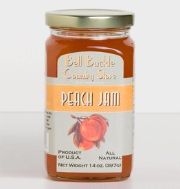 Bell Buckle Country Store Peach Jam