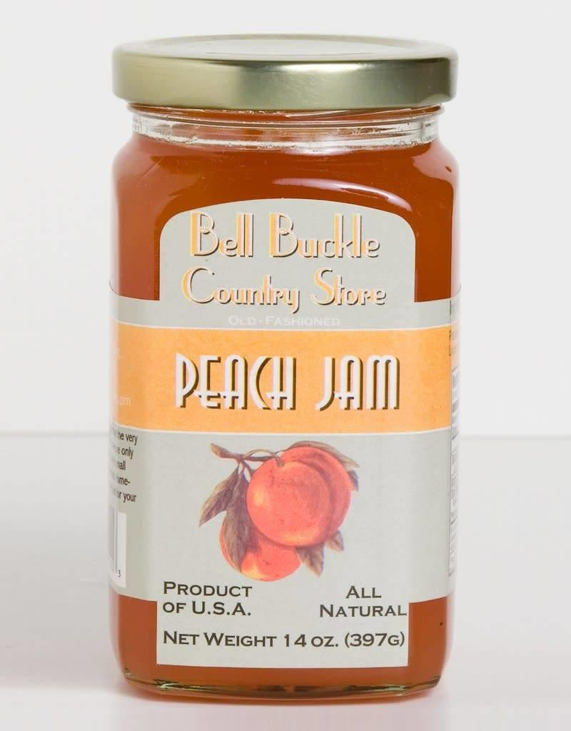 Bell Buckle Country Store BEL Peach Jam