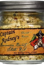 Bell Buckle Country Store Captain Rodney's Private Reserve - Boucaneer's Bounty Steak Rub