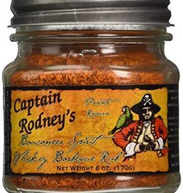 Bell Buckle Country Store Boucaneer Spirit Whiskey Barbeque Rub