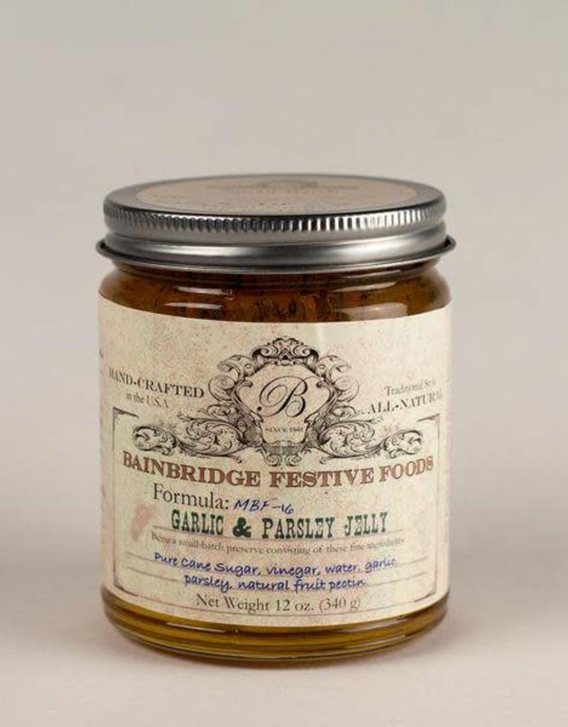 Bell Buckle Country Store BainBridge Garlic Parsley Jelly