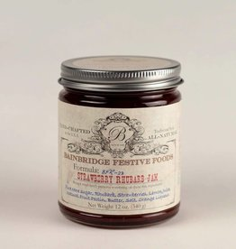 Bell Buckle Country Store BEL Strwbrry Rhubarb Jam