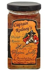 Bell Buckle Country Store Captain Rodney's Private Reserve - Hot Pepper Jelly