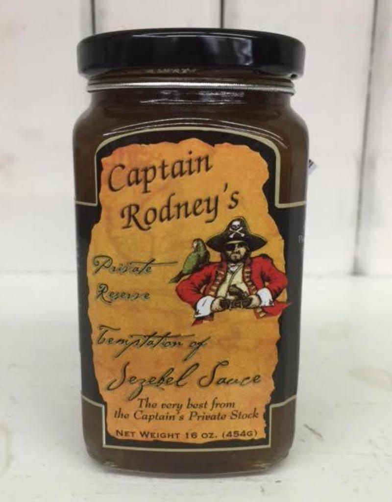 Bell Buckle Country Store Captain Rodney's Private Reserve - Temptation of Jezebel Sauce