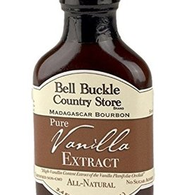 Bell Buckle Country Store Madagascar Bourbon Pure Vanilla Extract