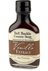 Bell Buckle Country Store Bell Buckle Country Store Madagascar Bourbon Pure Vanilla Extract