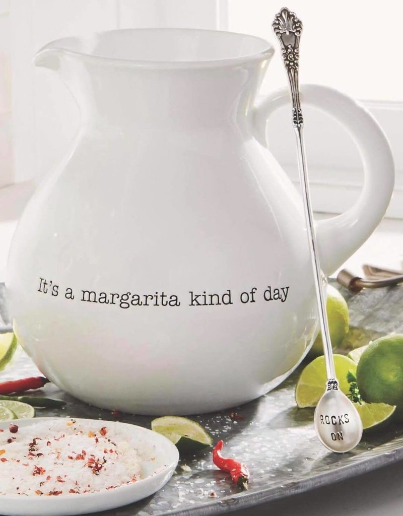Mudpie Margarita Pitcher Set