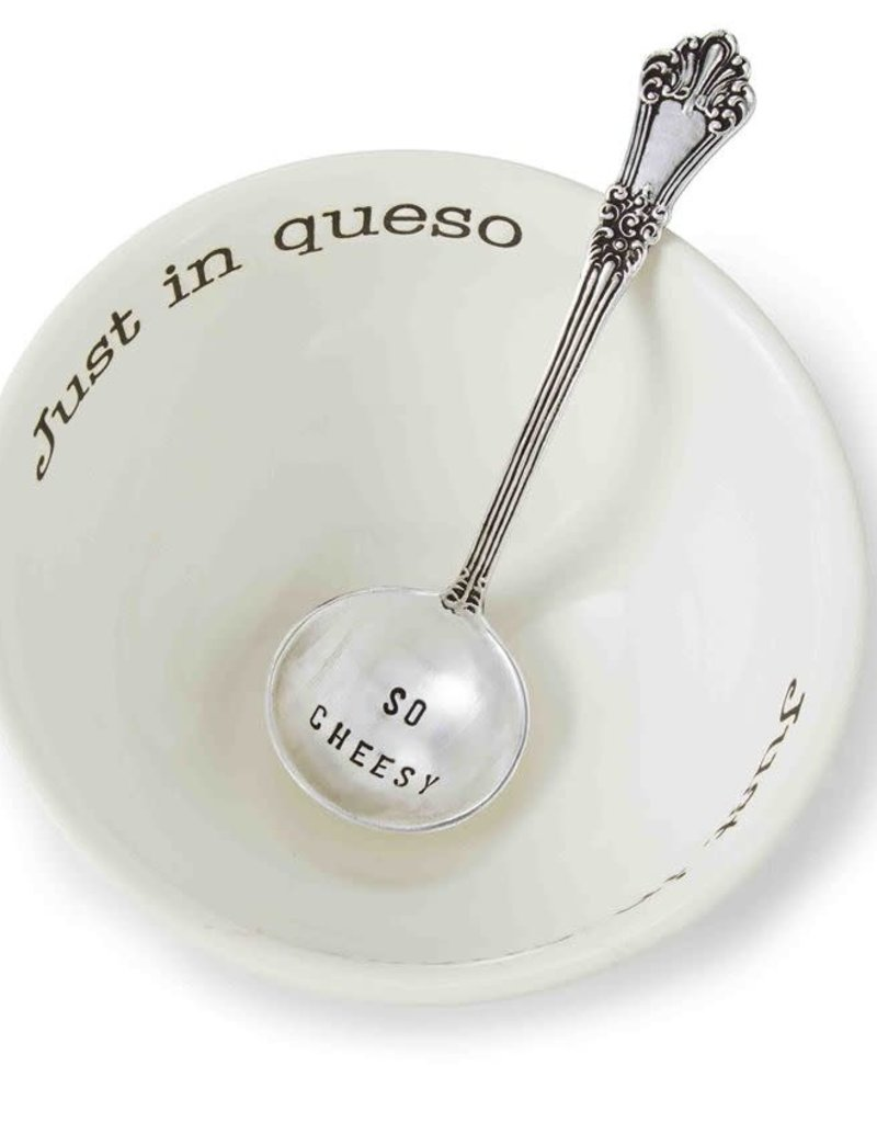 Mudpie Just In Queso Dip Set