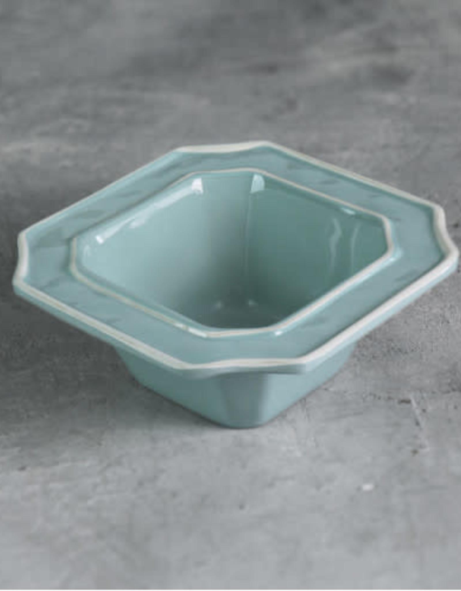 Beatriz Ball Melamine Bowl, Charleston, Blue