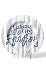 Coton Colors Happy Everything Large Platter with Pom Hat Attachment