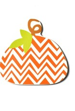 Coton Colors Happy Everything Chevron Pumpkin Attachment
