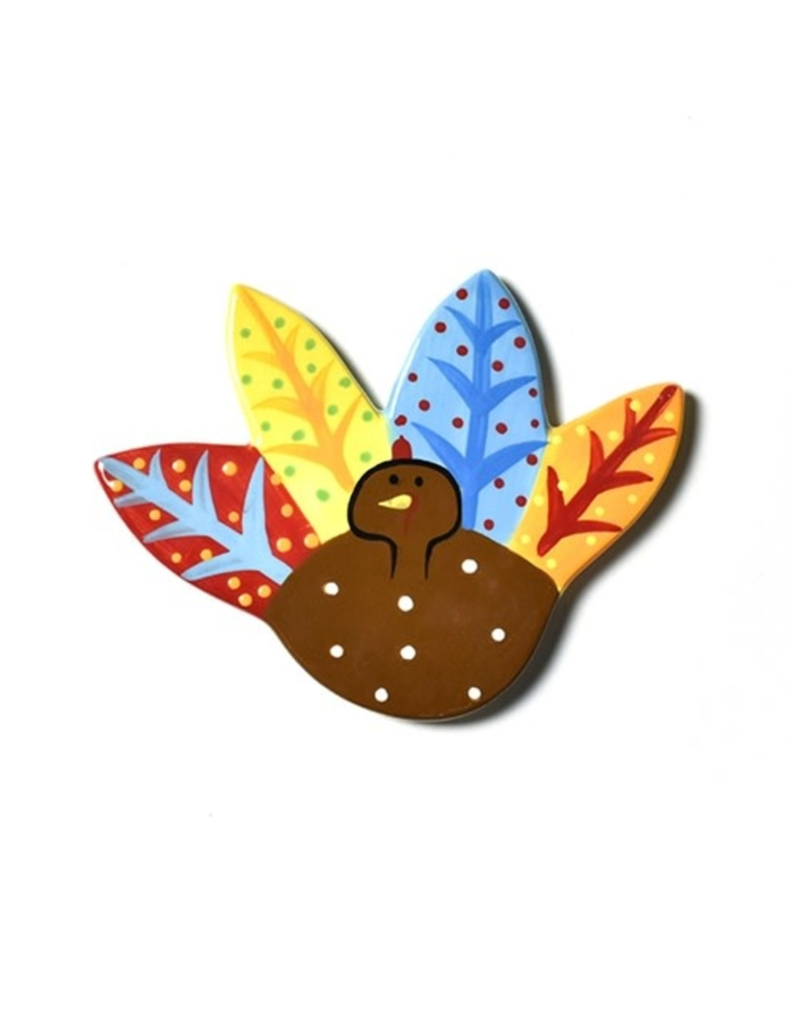 Coton Colors Happy Everything Turkey Mini Attachment