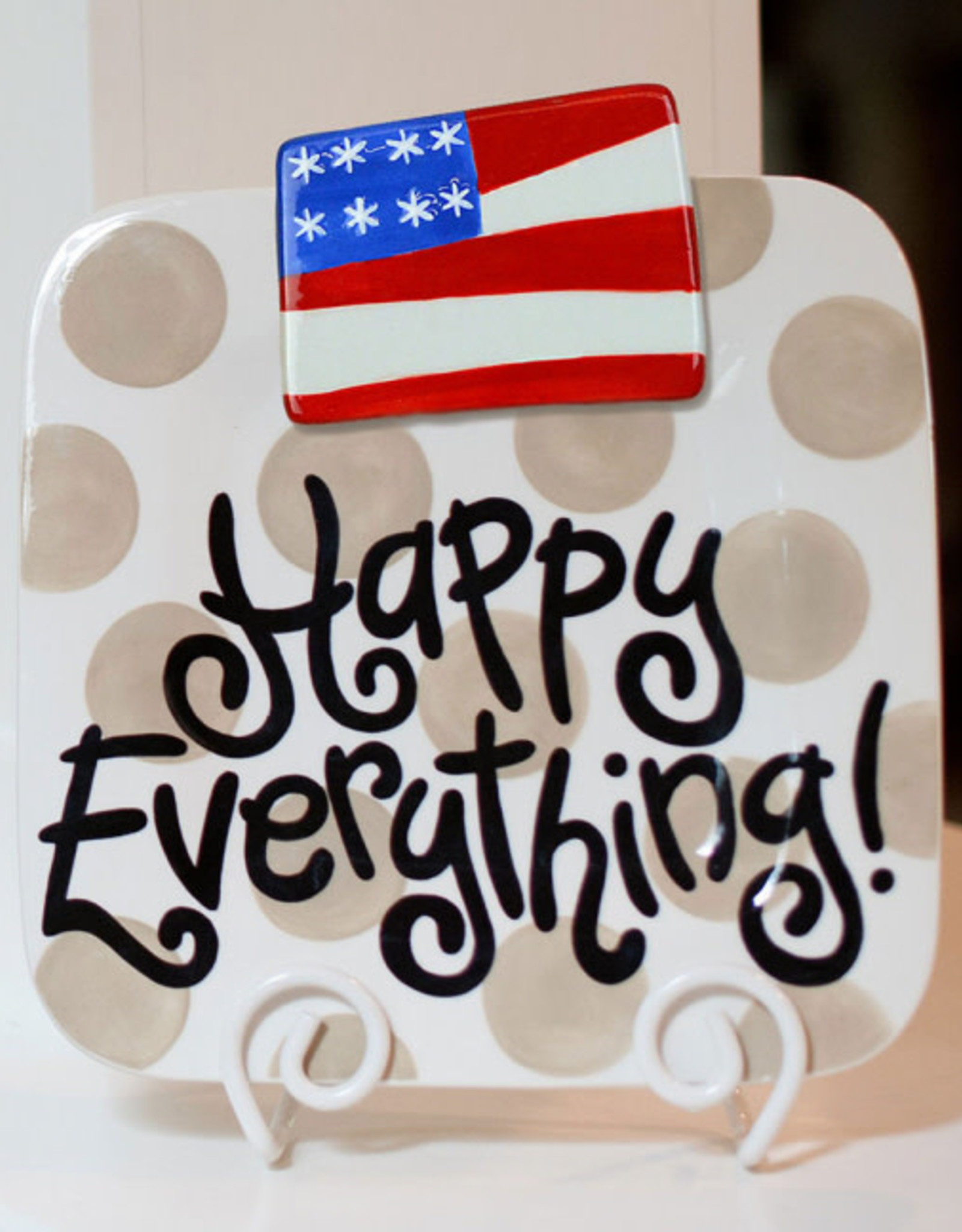 Coton Colors Happy Everything Flag Mini Attachment