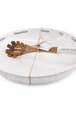 Mudpie Pasta & Server Set