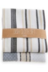 Mudpie Dish Cloth Set, Set of 2