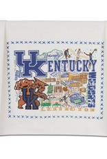 Catstudio Univeristy of Kentucky Dish Towel