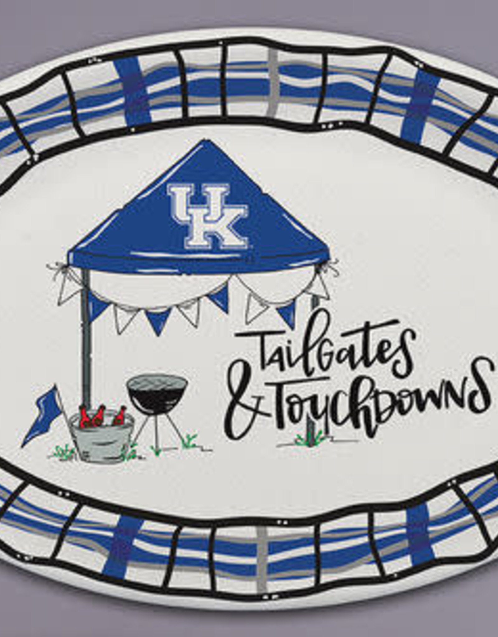 Magnolia Lane UK Tailgate Tray
