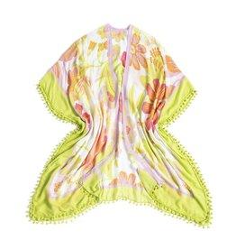 Lime Kimono