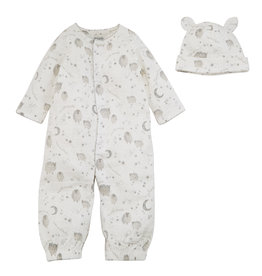 Sheep Baby Gown