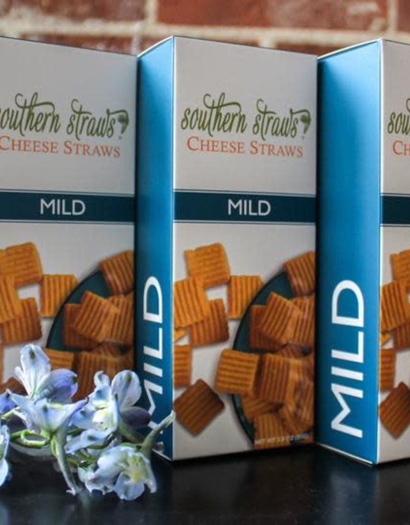 Mild Cheese Straws - 6 oz.