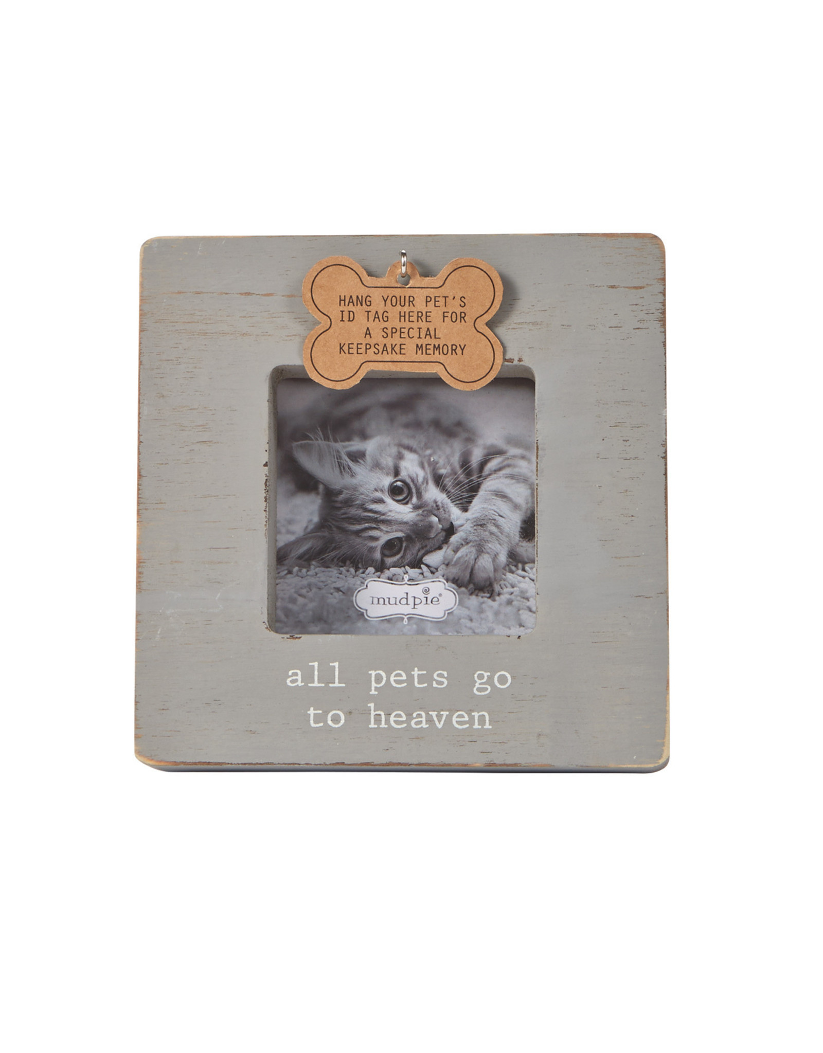 Mudpie All Pets go to Heaven Frame