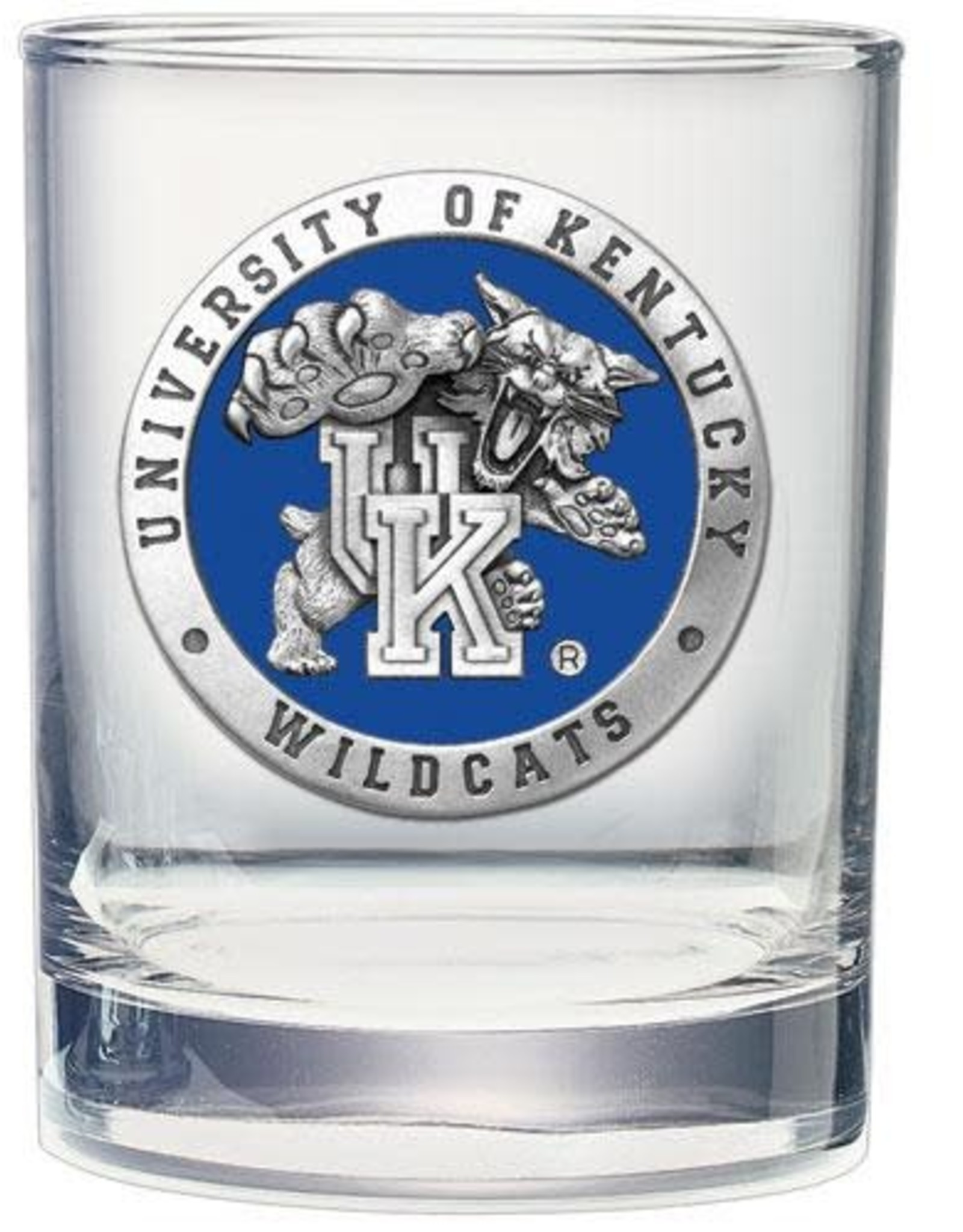University of Kentucky Bourbon Glass