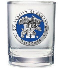 University of Kentucky Bourbon Glass