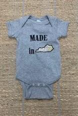Made in Kentucky Onesie - 0-6 Mos.