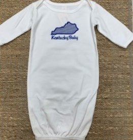 Kentucky Baby Gown