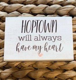 Hoptown Heart Block
