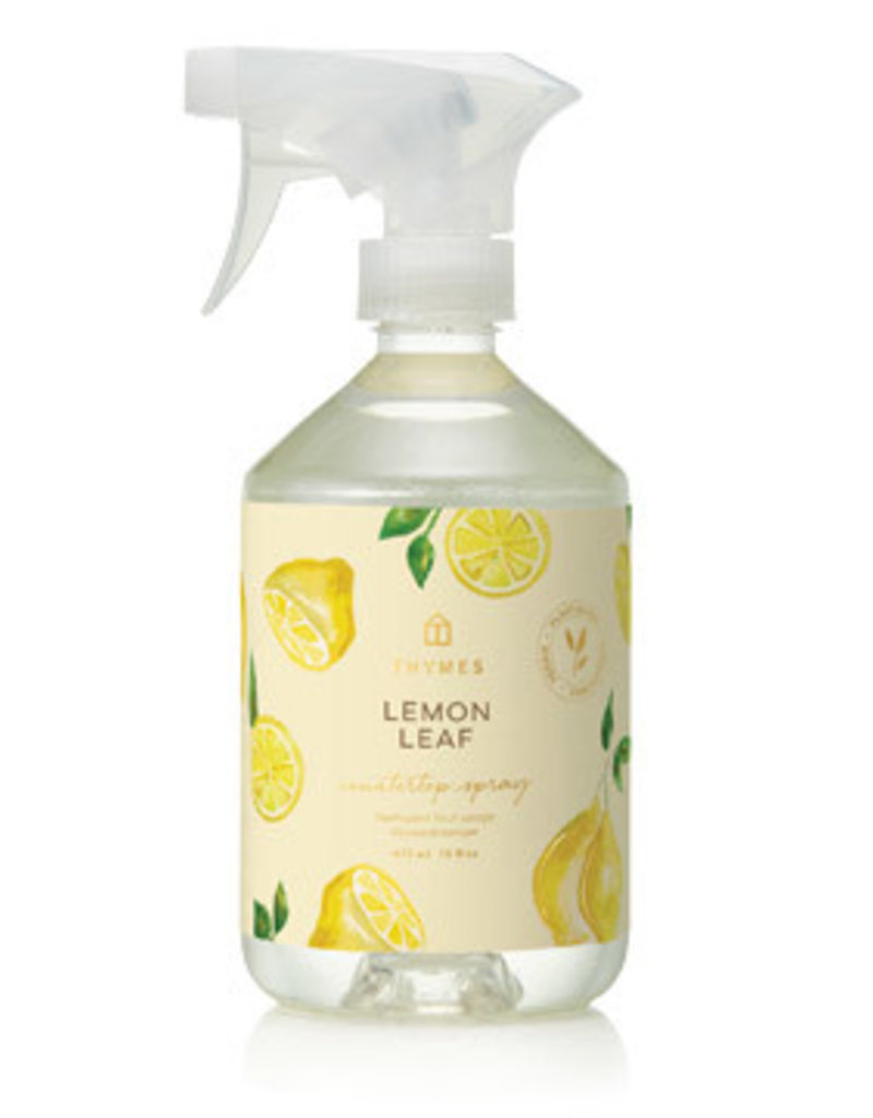 Thymes Countertop Spray - Lemon Leaf, 16oz