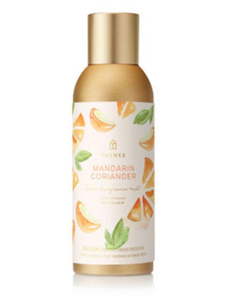 Thymes Home Spray - Mandarin Coriander