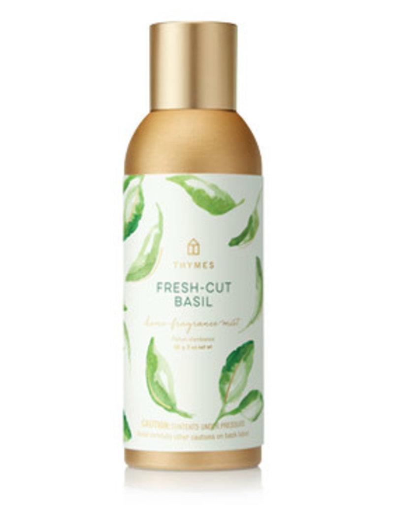 Thymes Home Spray - Fresh Cut Basil