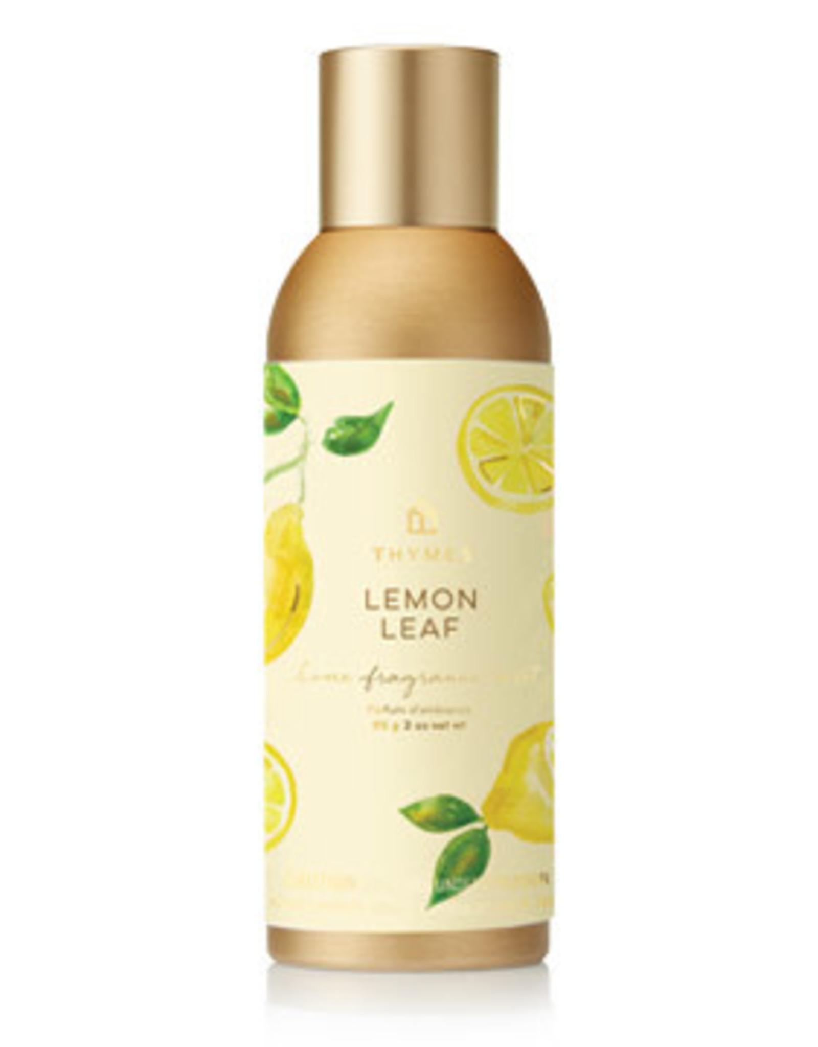 Thymes Home Spray - Lemon Leaf